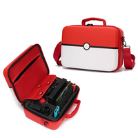 Pokeball Nintend Switch Case Accessories Pokemons Nintendoswitch Storage Hand Bag Nintendos Games Poke Ball Plus Carry Bag Pouch