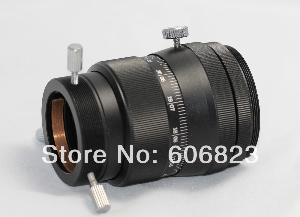 New 1.25 inch double Helical focuser 0.1mm scale for telescope guider Precision new precision flat telescope secondary mirror 52mm 2 0 inch