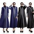 2016 Turco Abaya Vestuário Islâmico Para As Mulheres 2017 Moda Coringa Vestido de Vestes Muçulmanas da Turquia No Oriente médio Mulheres Abaya