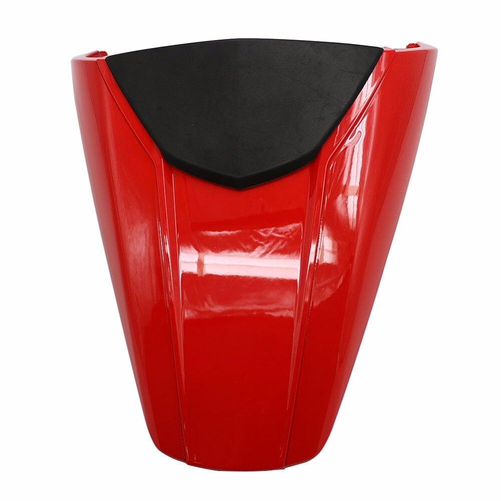 Carénage de capot de siège de Section arrière de moto pour Honda CB650F CBR650F 2014 2015 2016 2017 CB CBR 650 F 650F 14-17 rouge