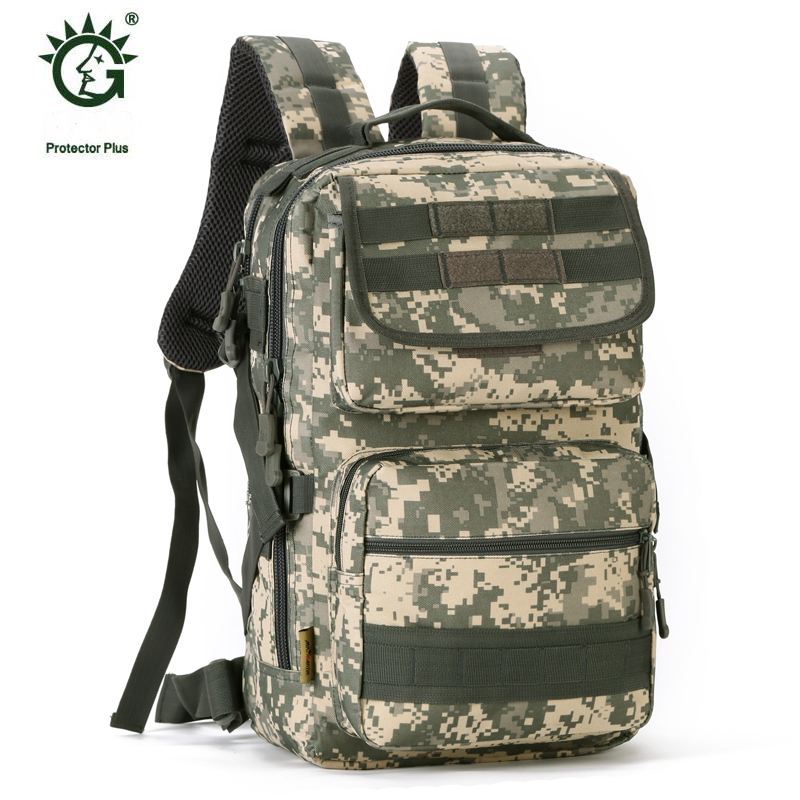 25L Camouflage Rucksack Army Military Molle Tactical Backpack Bags For Sports Mochila Camping Outdoor Travel Hiking Backpacks famous brand 40l outdoor sports military molle tactical travel backpack bags for walking and hiking camping backpacks bag