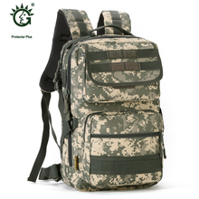 25L Camouflage Rucksack Army Military Molle Tactical Backpack Bags For Sports Mochila Camping Outdoor Travel Hiking
