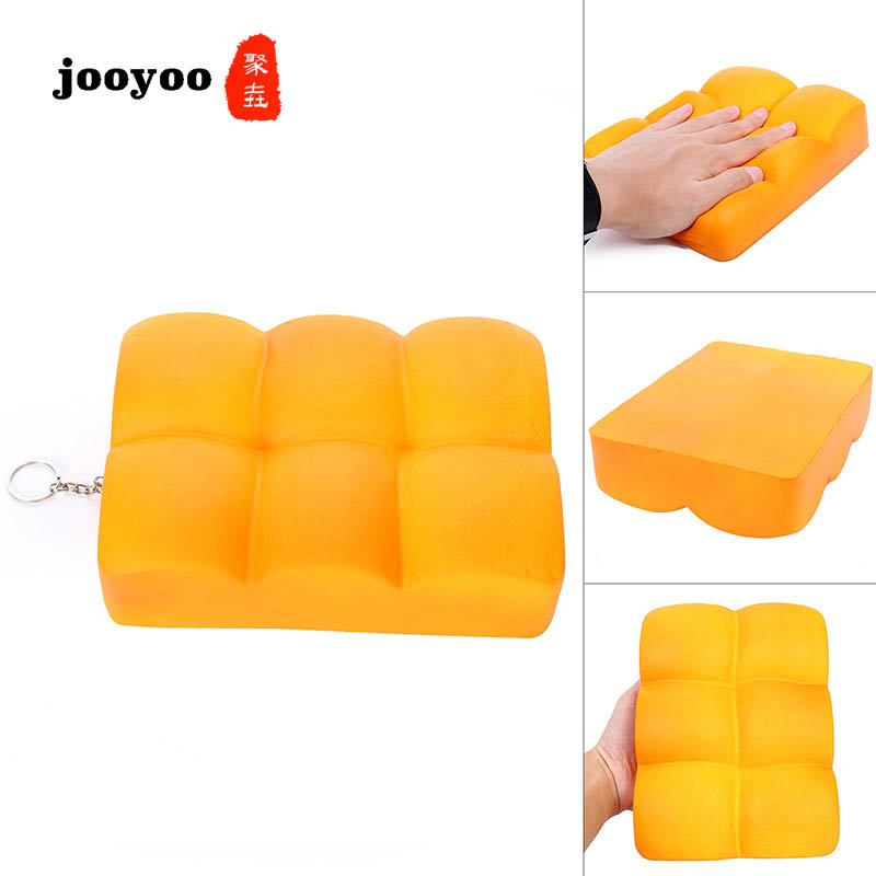 Squishy Simulation Toy Custom Abdominal Bread Slow Rebound Toy Simulation Food Toy Ornaments  Jooyoo