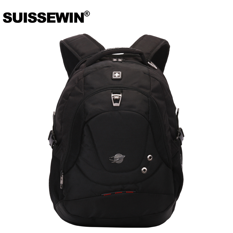 Suissewin Brand Men's Backpack Quality 17