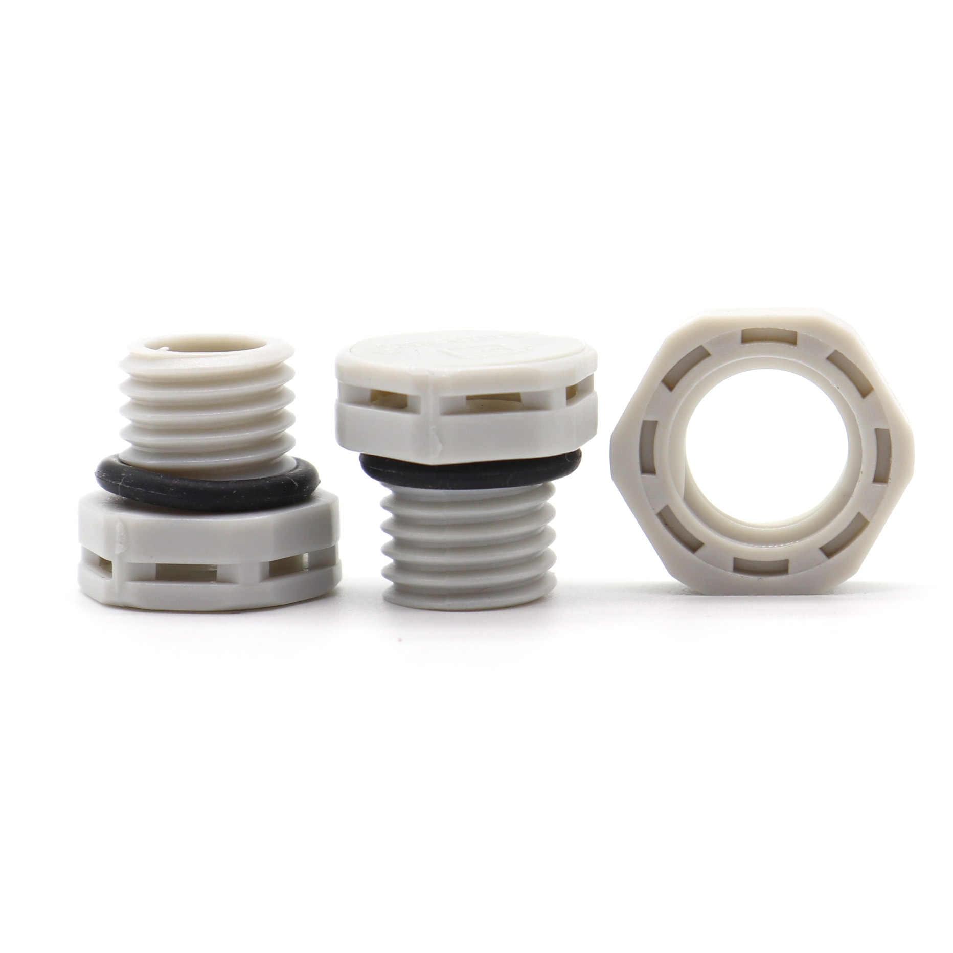 Олеофобное дышащая Пластик D10 вентиляции Болтовая заглушка