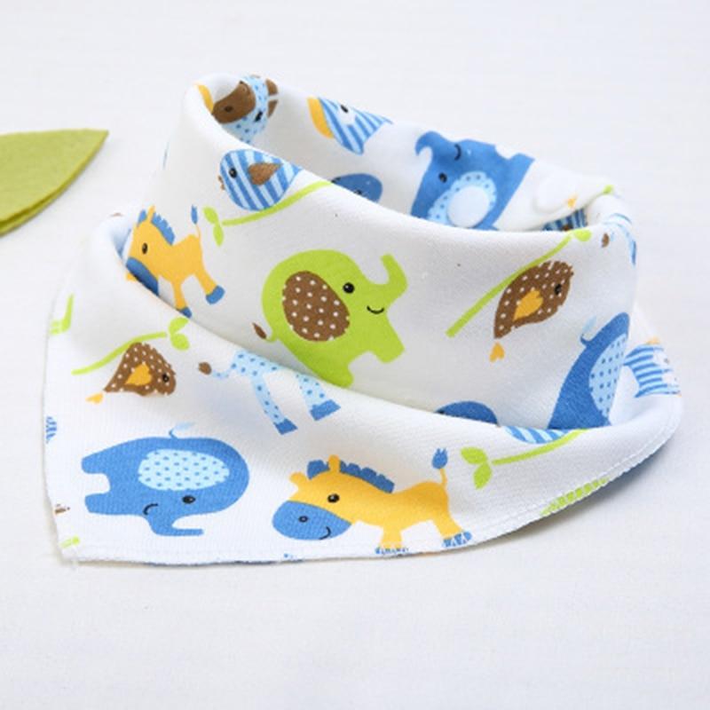 Baby Girl Boy Dziecięce dziecięce śliniaczki dziecięce Maluch - Odzież dla niemowląt - Zdjęcie 2