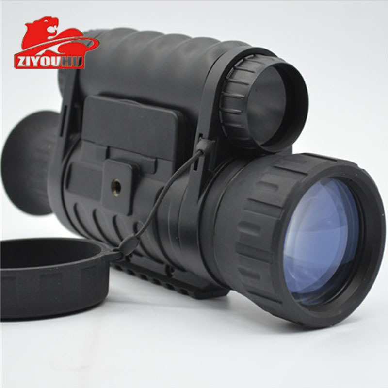 Multifunctional 6x50 Night Vision Scope Sight Night vision Riflescope hunting Night Vision Monocular Scope support 32GB