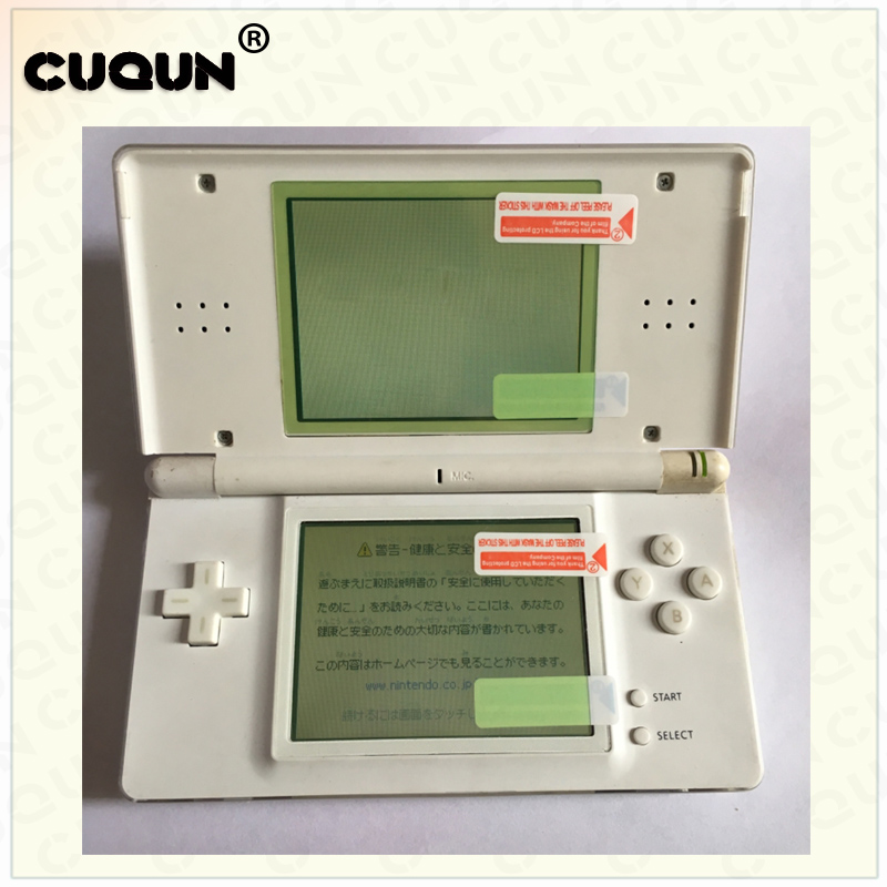 50pcs/Lot Brand NEW Protective Film For Nintend DS Lite