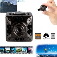 High Quality Micro SQ10 Mini 1080P Full HD IR Night Vision DV Camera Car DVR Video