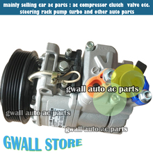 High Quality A/C AC Compressor For Car FreeLander 1ano 2005- air compressor