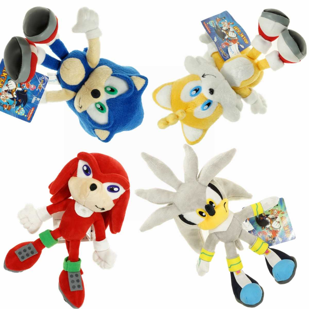 23 cm Movies & TV Game Sonic the hedgehog Brinquedos de Pelúcia Boneca