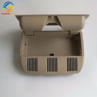 Car Beige Sunglasses Glasses Storage Box Holder Case 1Z0868565E 1Z0868565F Fit For WV S Koda Octavia