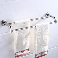 High quality Stainless Steel Towel rack Bathroom shelf Towel hanger washcloth storage rack bathroom Accessories Hardware