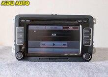 AIDUAUTO Car Radio EU Stereo RCD510 5K0035190B 5K0 035 190 B WITH CODE