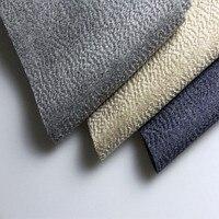 Двусторонняя водяная рябь 100% кашемировая ткань для пальто 800 грамм 150 см Ширина бежевый серый коричневый синий цвета 2 метра в продаже