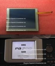 """ใหม่และต้นฉบับ Korg จอแสดงผลหน้าจอสำหรับ Korg PA500 Korg M50 5.7 """"หน้าจอ LCD จอแสดงผล TOUCH Panel"""