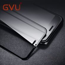 GVU 3D Tempered Glass For iPhone 6 Glass HD Full Coverage Of Screen Protection Explosion Proof Film For iPhone 6S 7 7 Plus Glass