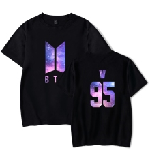BTS (Bangtan Boys) Galaxy Band Member T-Shirt