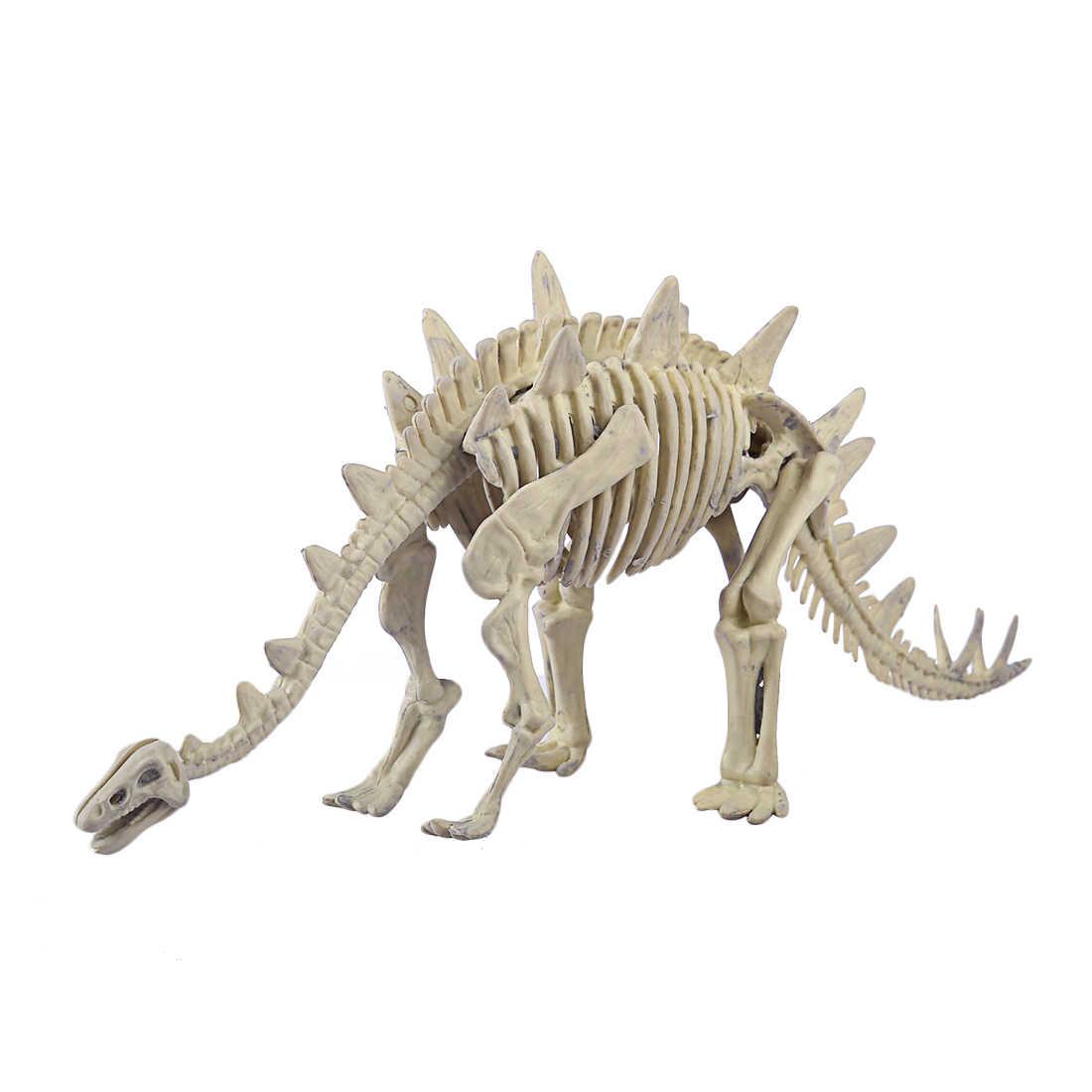 Откройте для себя набор Динозавров Скелет и кости модель археологии игрушки в виде ископаемых животных творческие обучающие игрушки для детей