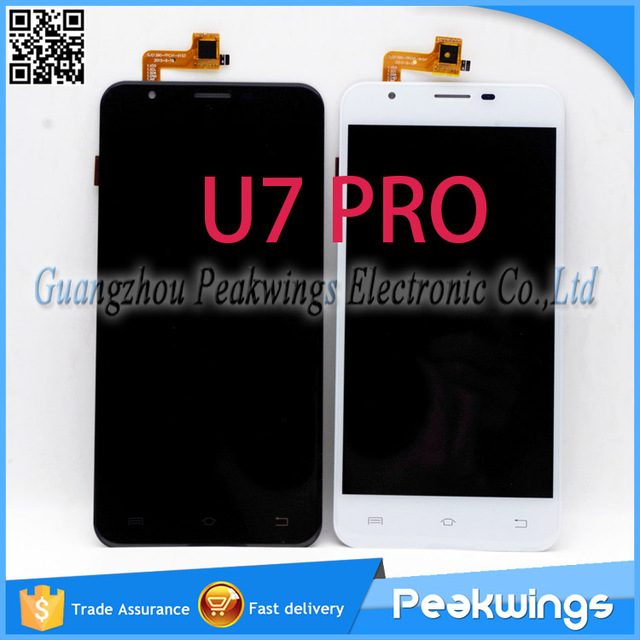 Original Testado Qualidade U7 Pro LCD Screen Display Toque Para Oukitel