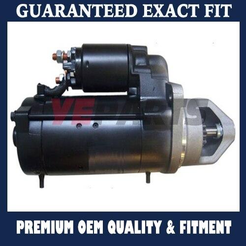 Buy STARTER MOTOR 24V 4KW OEM  0391617   0511188  391617  511188 for only 160 USD