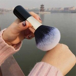 Big Size Makeup Brushes Cream