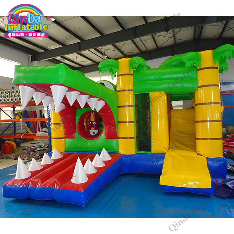 inflatable bouncer slide combos / inflatable bounce house castle / inflatable jumping house bouncy castle commercial tropical inflatable jumping bounce house inflatable kids combo bouncy house for sale