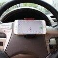 Cubierta del Volante del coche Soporte para Teléfono Celular Extensible GPS Montaje Clip de 55-90mm