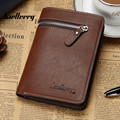 2017 New Baellerry Shape Book Personalized Wallet High cost Performance Men Wallets Carteira Masculina Portefeuille Portomonee