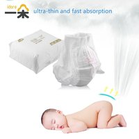 Idore Diaper Pants XL For 12 Kg 52pc Platinum Ultra Thin Baby Infant Disposable Diaper Ultra