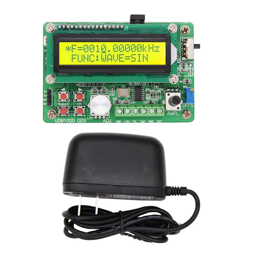 UDB1000 série 1008 S DDS générateur de Signal de Source de Signal avec Module de balayage de compteur de fréquence 60 MHz (avec balayage et communication)