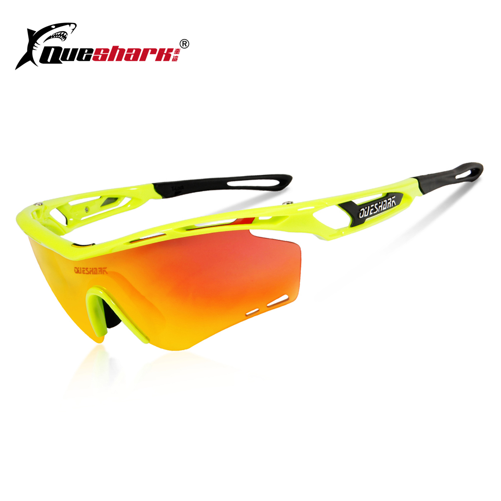 41f494a895 Detail Feedback Questions about QUESHARK Ultralight Frame Polarized Cycling  Glasses UV400 Bicycle Sun Glasses Sports Hiking Glasses MTB Bike Eyewear 4  Lens ...