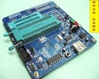 USB interface of AVR high voltage fuse restorer programmer AVR M8/M16 parallel programmer STK500 Free shipping