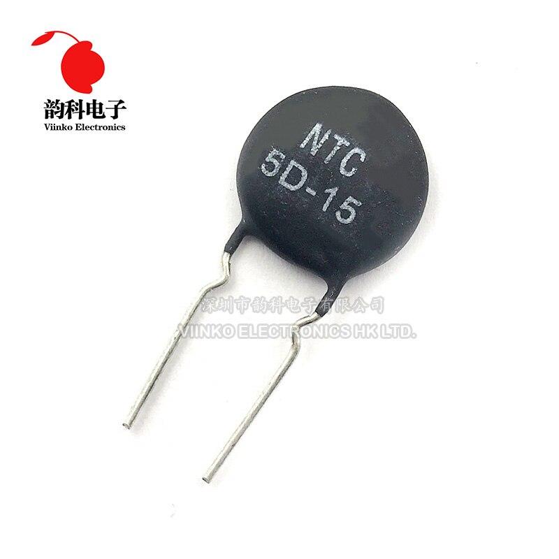 10pcs 5D-15 NTC 5D-15 Thermistor