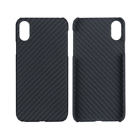 Mcase New Arrival Deluxe Ultra Thin Colorful Aramid Fiber Case Cover for iPhone X Aramid Fibre Soft Matte Cases Back Cover
