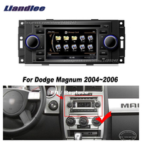 Liandlee For Dodge Magnum 2004~2006 Car Android Radio CD DVD Player GPS NAVI Maps HD Touch Stereo Media TV Multimedia