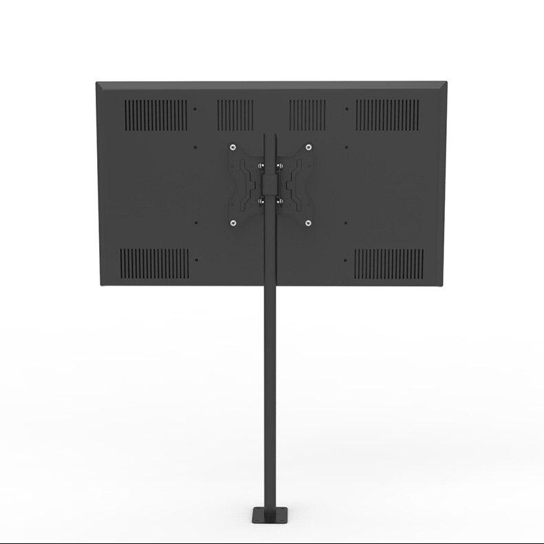 27 42 lcd led tv floor stand mount computer monitor holder display tv bracket td500 max. Black Bedroom Furniture Sets. Home Design Ideas