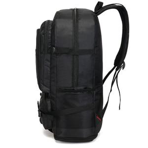 Image 3 - 70L防水ユニセックス男性のバックパック旅行パックスポーツバッグパック屋外クライミング登山ハイキングキャンプバックパック男性