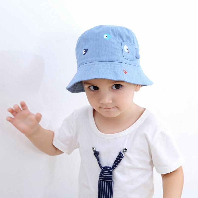 2018 Gorąca sprzedaż rybaka w capsummer dzień Chłopcy dziewczęta - Odzież dla niemowląt - Zdjęcie 6