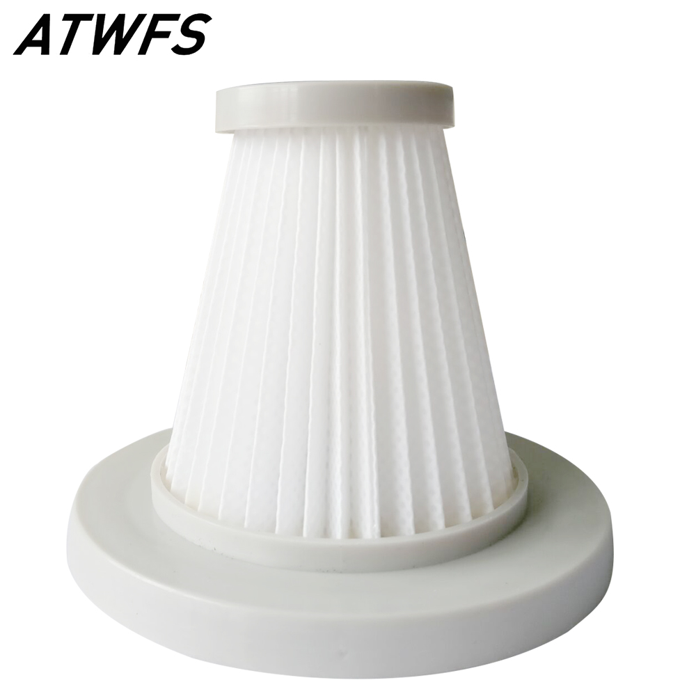 ATWFS High Quality Vacuum Cleaner Parts Dedicated Hepa Filter Dust Collector Filter Hai Pa 2 PCS high quality cyclone filter dust collector wood working for vacuums dust extractor separator cnc machine construction