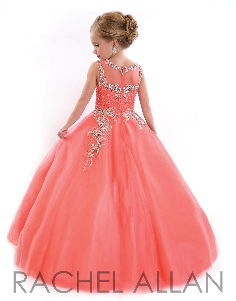 Nuevo 2015 niñas vestidos del desfile para niñas princesa Tulle ...