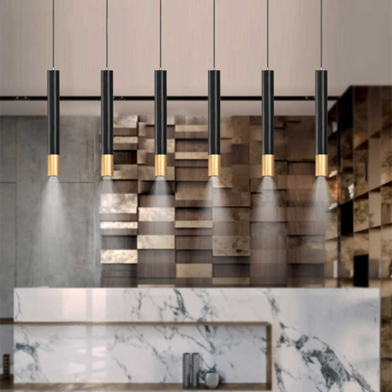 Modern Pendant Ceiling Lamps LED Pendant Lamp Lights Pending Lighting Dining Living Room Loft Chandelier Bedroom Hanging Light
