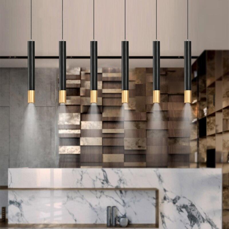 Modern Pendant Ceiling Lamps LED Pendant Lamp Lights Pending Lighting Dining Living Room Loft Chandelier Bedroom Hanging Light