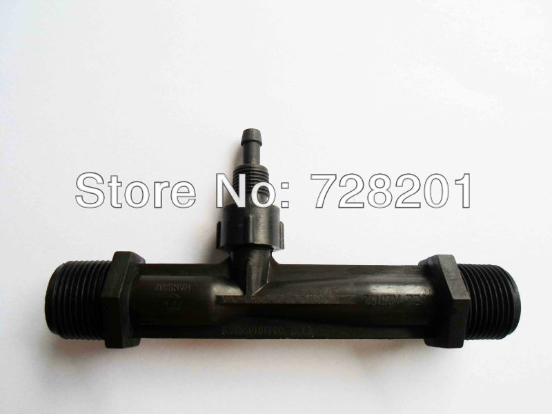 LF-0075V/10pcs 3/4 inch,venturi jet device,corrosion resistance,ozone generator accessories,gas and water mixing house fit hg 2108