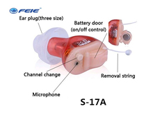 Best digital hearing aid for Australia  market tinnitus masker hearing aid   DHL Free Shipping S-17A