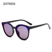 54674ae9f0 ZXTREE Children TAC Polarized Sunglasses Kids Fashion Cat Eye Sun Glasses  For Girls Boys Goggle Baby Glasses Oculos eyewear Z69