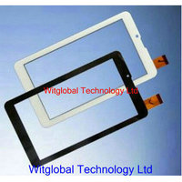 White Black New IRu M716G Tablet Touch Screen Touch Panel Digitizer Glass Replacement Free Shipping