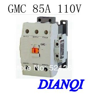 CONTACTOR AC GMC GMC-85 85a 110v 50/60hz high quality