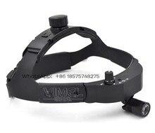 Led外科ヘッドライトヘルメットハイパワー医療歯科ヘッドランプアダプタ頭部装着医療ライト