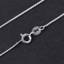 Palmer Sterling Silver Necklace Chain